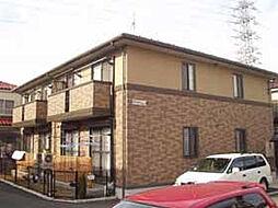 埼玉県さいたま市岩槻区府内4丁目の賃貸アパートの外観