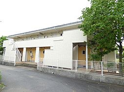 長野県長野市大字小柴見の賃貸アパートの外観