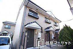 [タウンハウス] 愛知県豊田市上挙母2丁目 の賃貸【/】の外観