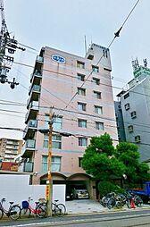 パシフィック帝塚山西[3階]の外観