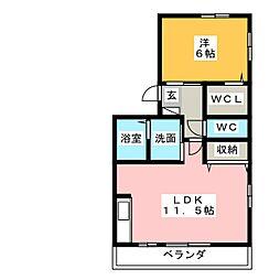 南荒子駅 6.1万円