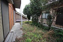 お庭も設けられる41.31坪