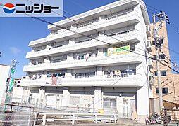 高針中央マンション[4階]の外観