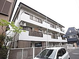 東京都足立区江北2丁目の賃貸マンションの外観
