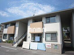 シャトレ カタヤマ B棟[2階]の外観