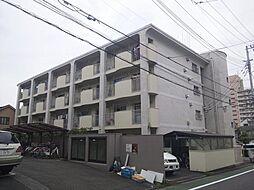 東京都板橋区高島平2丁目の賃貸マンションの外観