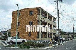 愛知県名古屋市守山区川村町の賃貸マンションの外観