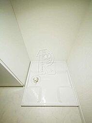 メイソンデグレース天神南の室内洗濯機置き場あります。