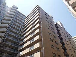 東京都八王子市八日町の賃貸マンションの外観