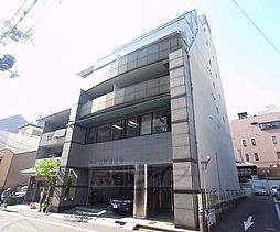 京都府京都市中京区三条通新町西入釜座町の賃貸マンションの外観