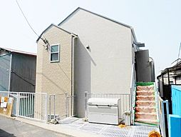 神奈川県横浜市南区大岡1丁目の賃貸アパートの外観
