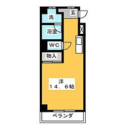 CPビル[2階]の間取り