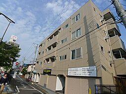 松本ビル[3階]の外観