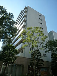 アイム白金高輪[6階]の外観