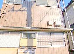 埼玉県朝霞市根岸台3丁目の賃貸アパートの外観