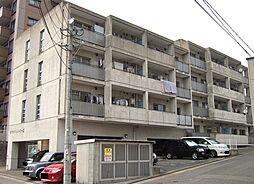 福岡県筑紫郡那珂川町中原4の賃貸マンションの外観