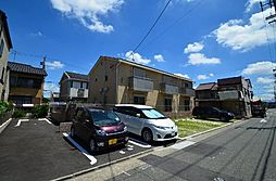 愛知県名古屋市中川区松年町3丁目の賃貸アパートの外観