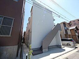 愛知県名古屋市守山区小幡千代田の賃貸アパートの外観