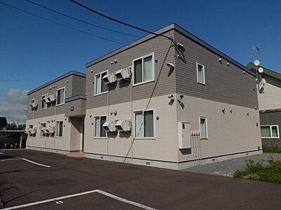 外観,1K,面積40.04m2,賃料5.3万円,JR宗谷本線 名寄駅 徒歩23分,,北海道名寄市東一条北8丁目