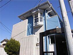 神奈川県茅ヶ崎市南湖3丁目の賃貸アパートの外観