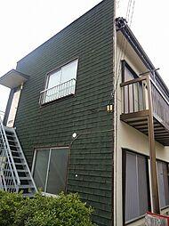 神奈川県茅ヶ崎市本村1丁目の賃貸アパートの外観