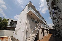 ハイムタケダT4[1階]の外観