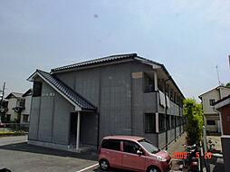 兵庫県姫路市青山の賃貸アパートの外観