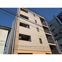クロワール北梅田[4階]の外観