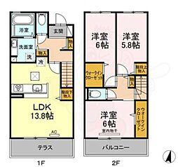 室見駅 11.9万円