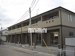 M&M 1号館[1階]の外観