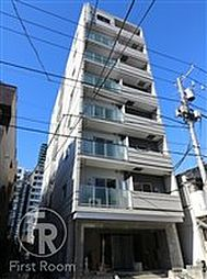 東京都中央区佃3丁目の賃貸マンションの外観