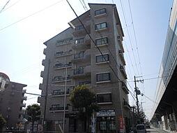 TAMATEマンション[6階]の外観