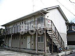 千葉県八千代市勝田台6丁目の賃貸アパートの外観