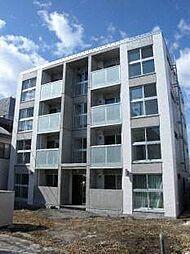 メゾンクー・ドゥ・クールIV[4階]の外観