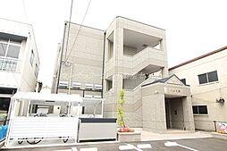 岡山県岡山市北区天瀬南町の賃貸マンションの外観
