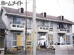 コーポ小野木[1階]の外観