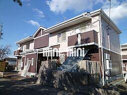 セトル・カンフォタブルA[2階]の外観