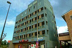 千葉県四街道市中央の賃貸マンションの外観