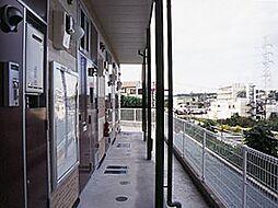 レオパレス下川井[2階]の外観