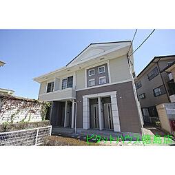 徳島県徳島市新浜本町1の賃貸アパートの外観