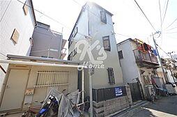 兵庫県神戸市長田区真野町5の賃貸アパートの外観