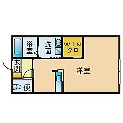 筑紫駅 4.3万円