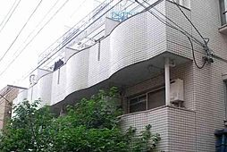 東京都杉並区下高井戸1丁目の賃貸マンションの外観
