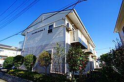埼玉県北葛飾郡松伏町ゆめみ野3丁目の賃貸アパートの外観