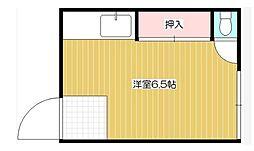 千駄木駅 4.3万円