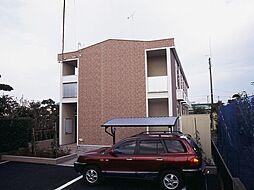 神奈川県海老名市門沢橋5丁目の賃貸アパートの外観