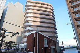 コートモザ札幌[302号室]の外観