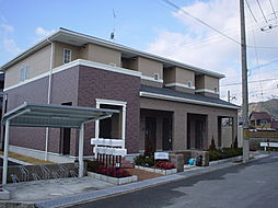 兵庫県姫路市飾磨区鎌倉町の賃貸アパートの外観