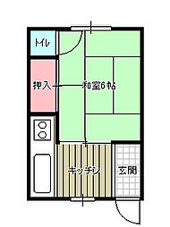 新居浜駅 1.8万円