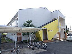 ガーディニアハウス[1階]の外観